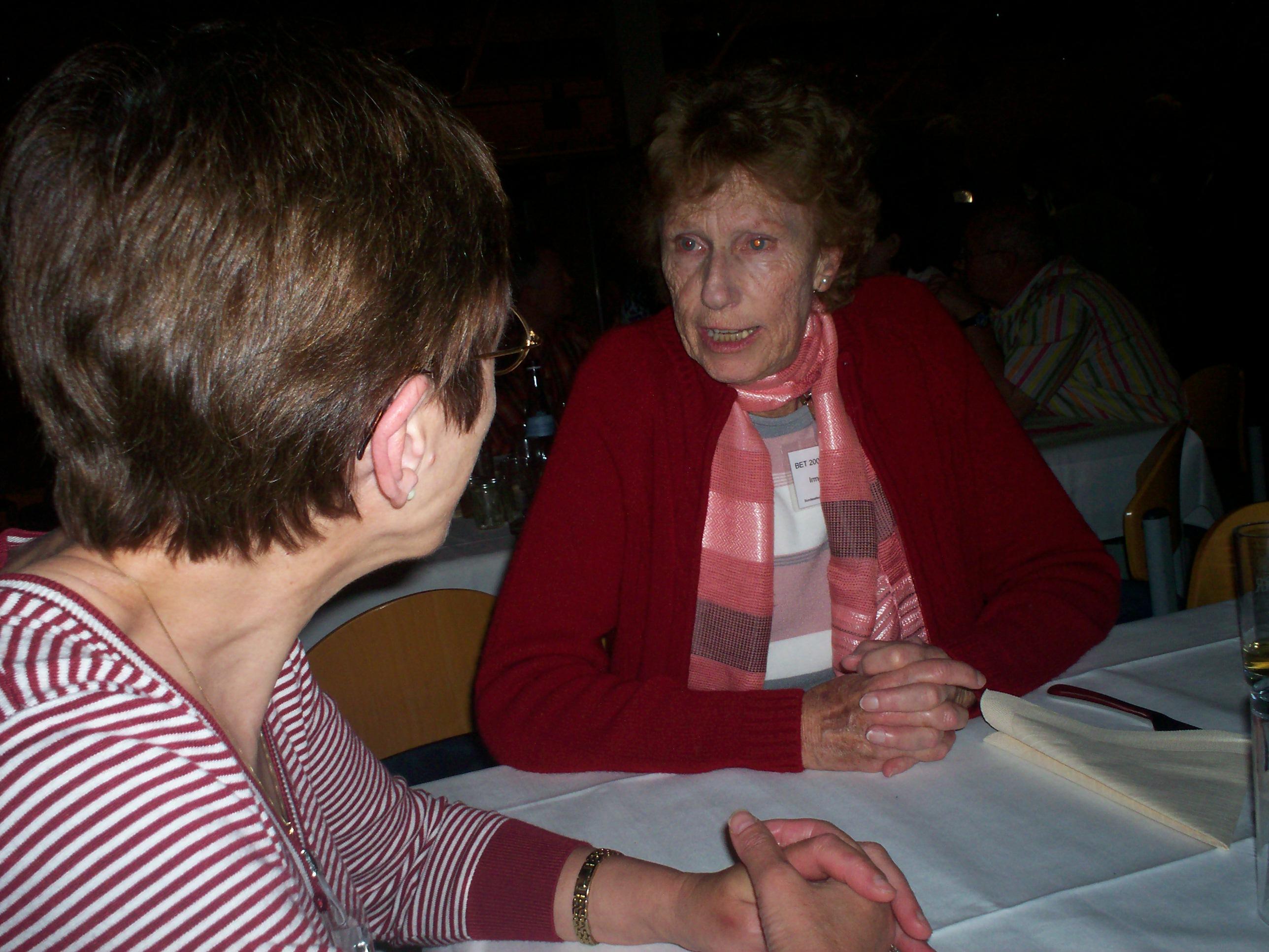 2009-BET Stuttgart Arbeitsgruppe Argentinien