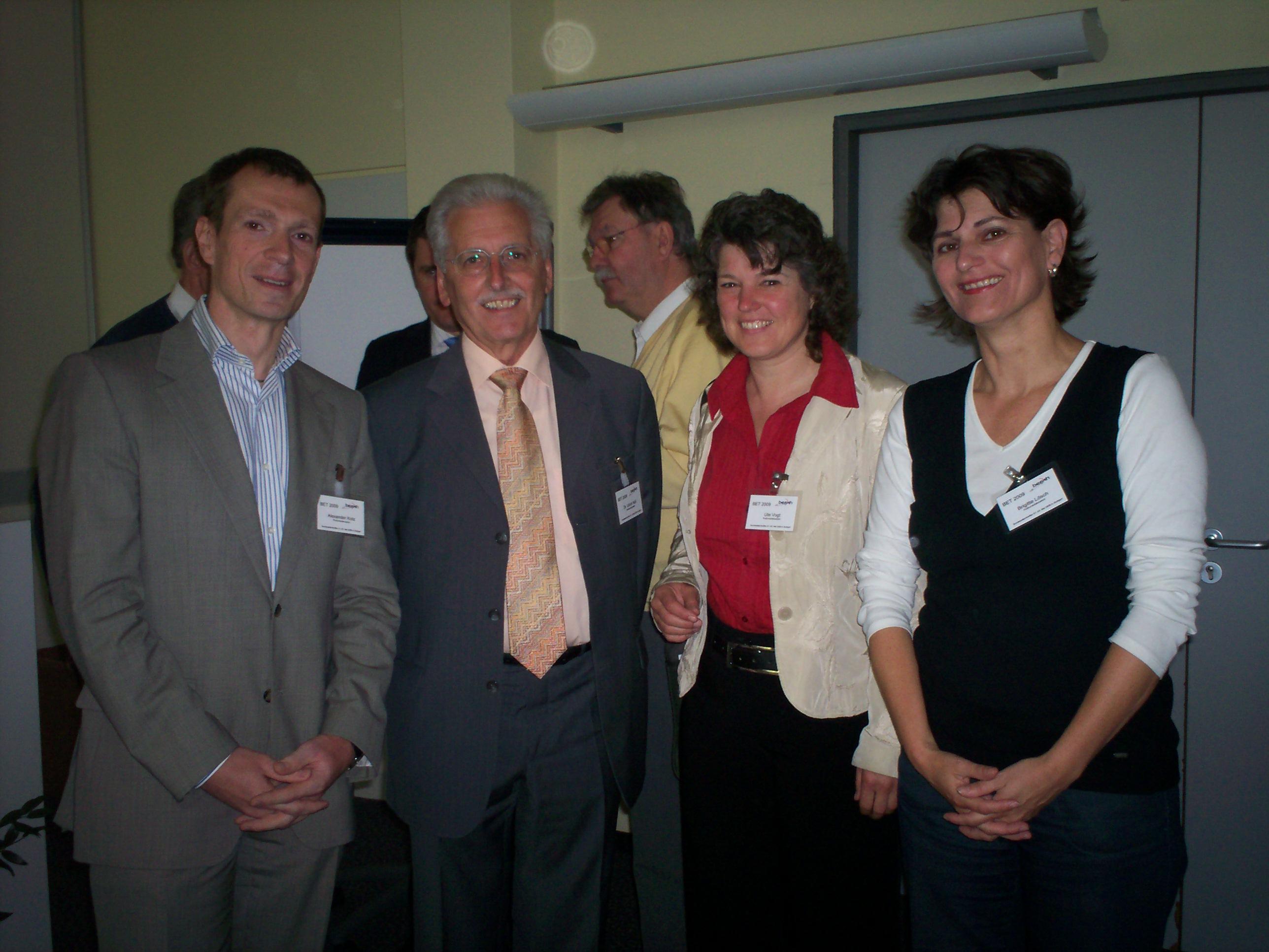 2009-BET prominente Gäste