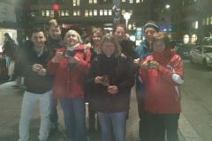 2012-Weihnachtsmarkt Aids-Hilfe-Stand