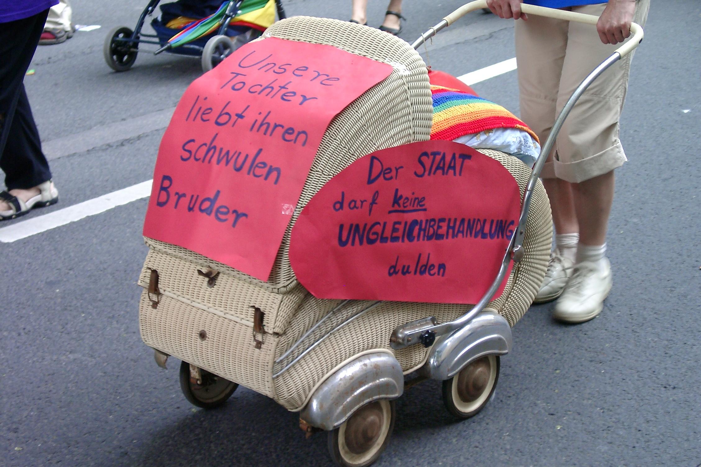 2005-CSD Das waren noch Zeiten...